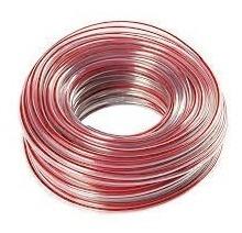 manguera de nivel 3/8  pulgada línea roja - precio por metro