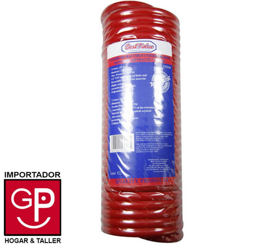 manguera espiral para aire 1/4'' best value