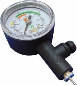 manometro- medidor  presion de pelotas
