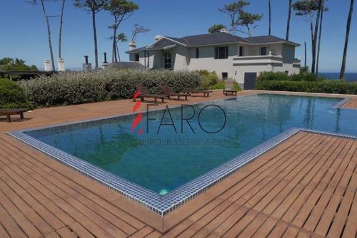 mansión en pinares 8 dormitorios piscina garage - ref: 33713