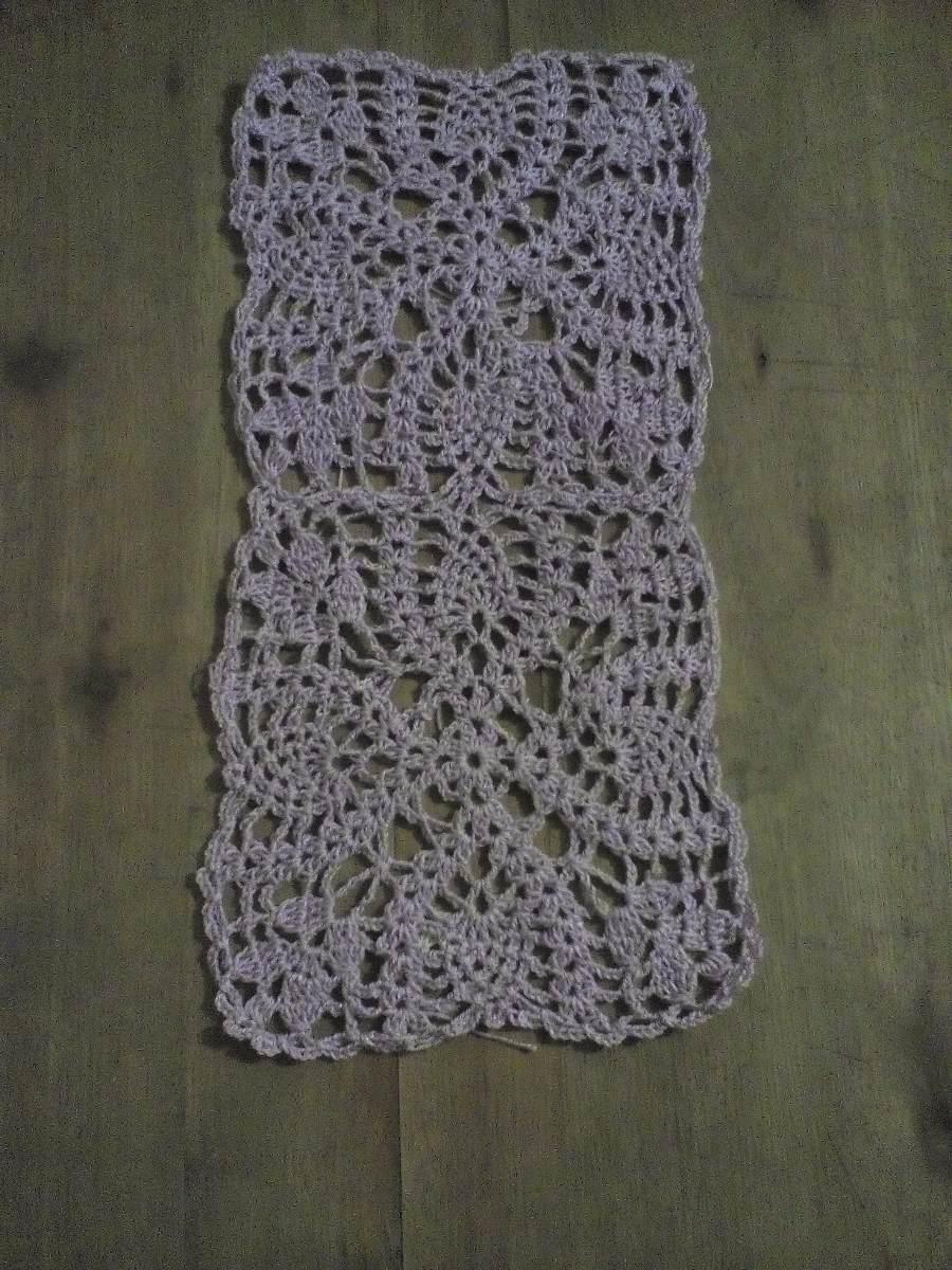 Mantel Tejido En Crochet Tejidos Calados 35000 En Mercado Libre