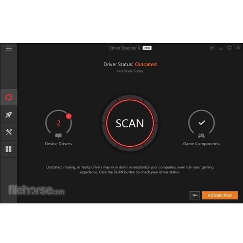 manten actualizad tus controladores con drivers booster 2019
