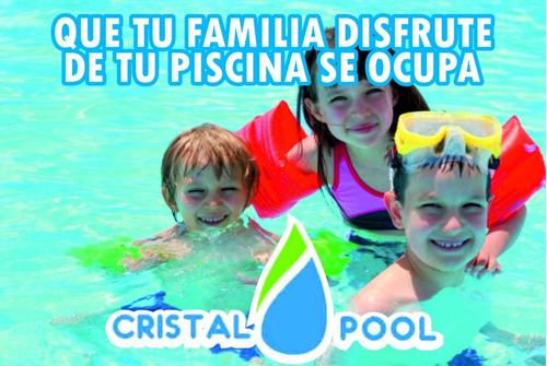 mantenimiento limpieza y service de piscinas