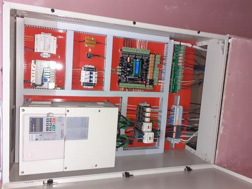 mantenimiento y modernización de ascensores y montacargas.