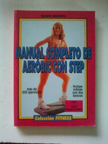 manual completo aerobic con step