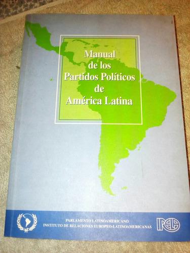 manual de los partidos politicos de america latina