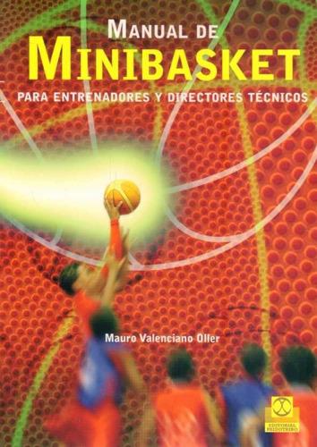 manual de minibasket para entrenadores y directores tecnicos