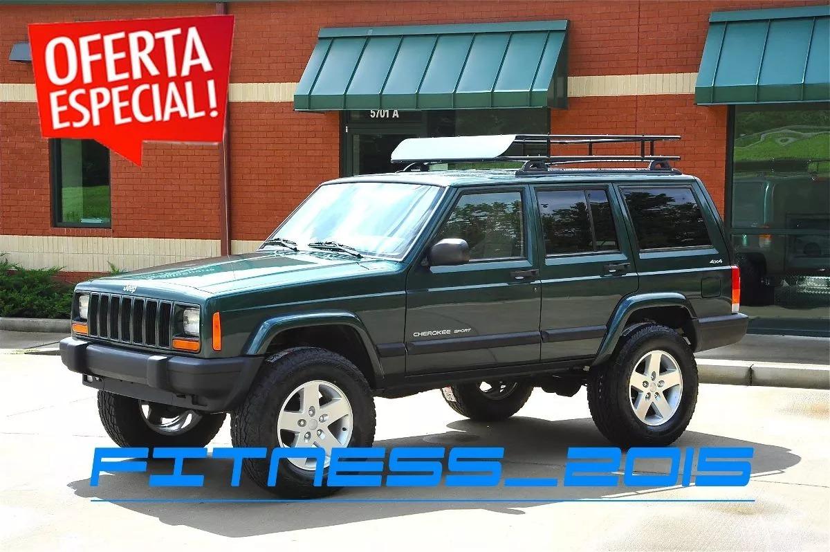 manual de servicio taller jeep grand cherokee xj 1997 - 2001 - $ 350