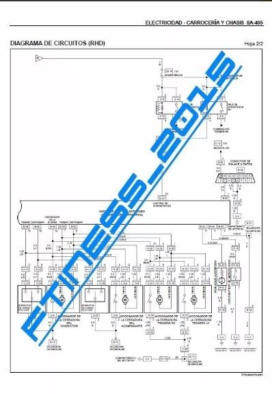manual de taller diagramas e chevrolet luv dmax espa ol full rh articulo mercadolibre com mx Chevrolet Luv Mikado Chevrolet Luv Mikado