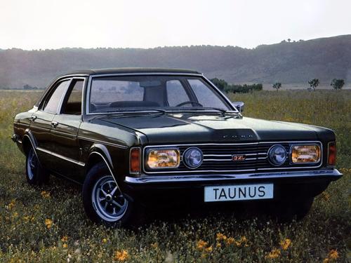 Manual De Taller Ford Taunus 2.0 Y 2.3 En Pdf - $ 105,00 ...
