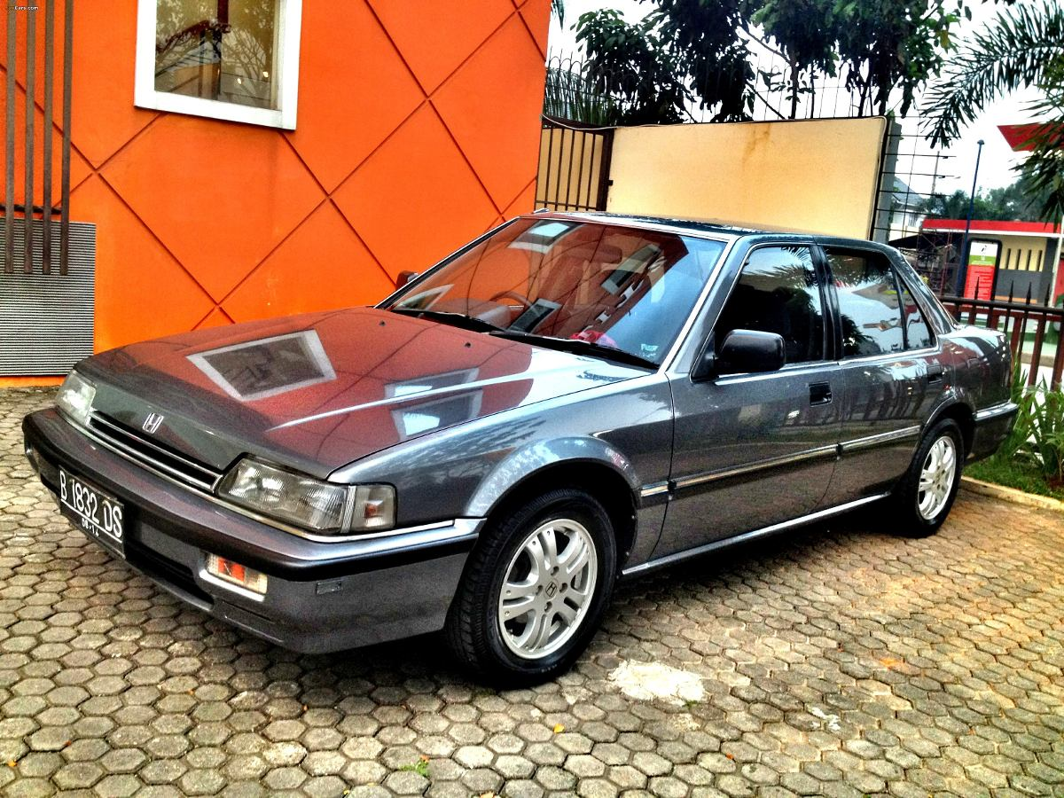 Manual De Taller Honda Accord 1989