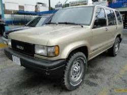 manual de taller isuzu trooper en pdf