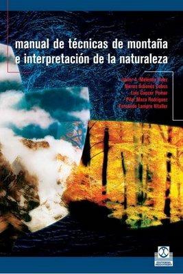 manual de técnicas de montaña e interpretación de la natural