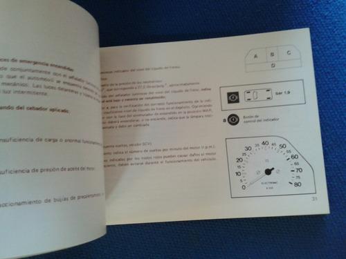 manual de usuario fiat duna