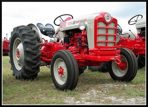 manual de usuario tractor ford 601 y 801