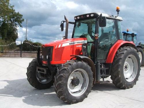 manual de usuario tractor massey ferguson series 5400 en pdf