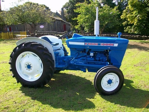 manual de usuario tractores ford 2000 3000 4000 5000