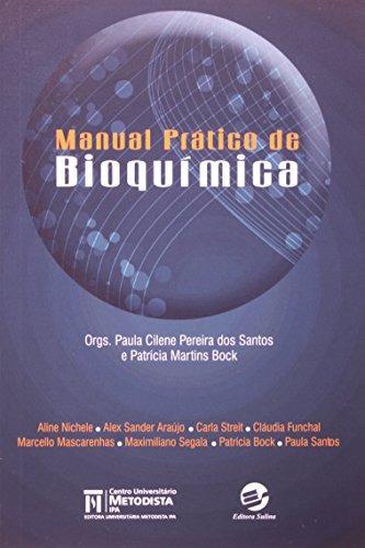manual prático de bioquímica de paula cilene pereira dos san