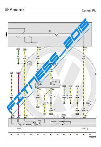 Manual Taller Diagrama Electrico Volkswagen Amarok 2h 2010