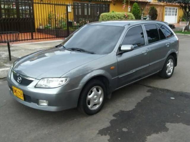 Manual Taller Mazda Allegro 1999-2004