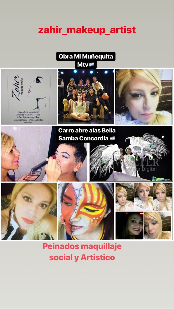 f2e19c88c Maquillaje Social Profesional A Domicilio - $ 800,00 en Mercado Libre