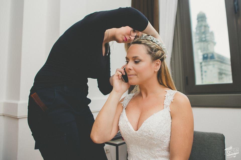 Peinados para novias civil 2018