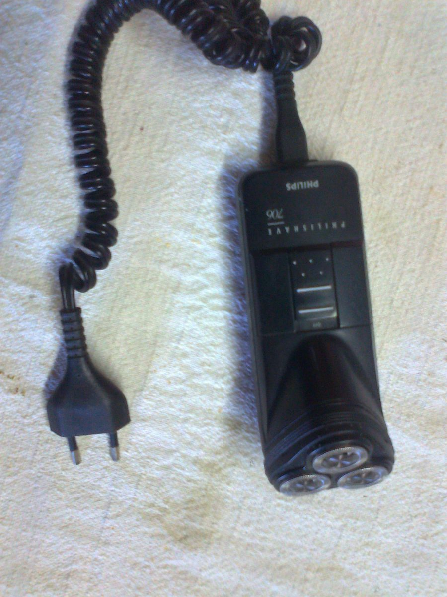 maquina afeitadora philips philishave modelo 706 made in ho. Cargando zoom. 59ef36575673
