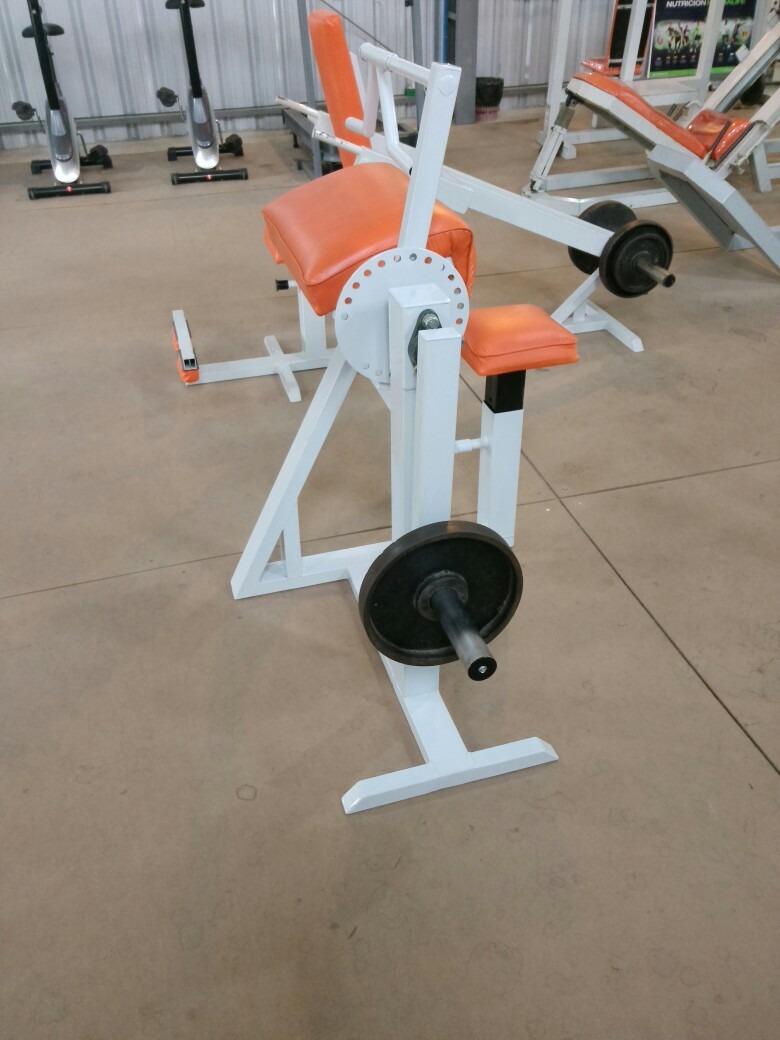 Maquina De Bicep Y Tríceps Para Gimnasio - U$S 750,00 en Mercado Libre