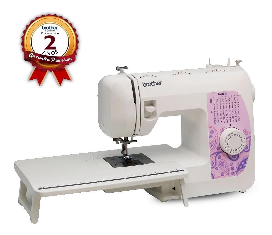 Maquina De Coser 74 Funciones Brother Bm 3850 Yanett - U$S
