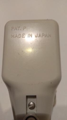 maquina de coser a pilas japonesa