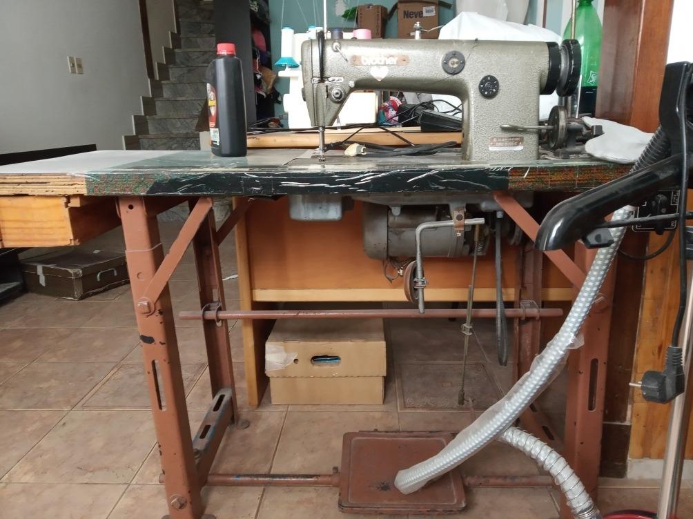 Máquina De Coser Brother, Recta Semi Industrial - $ 2.000