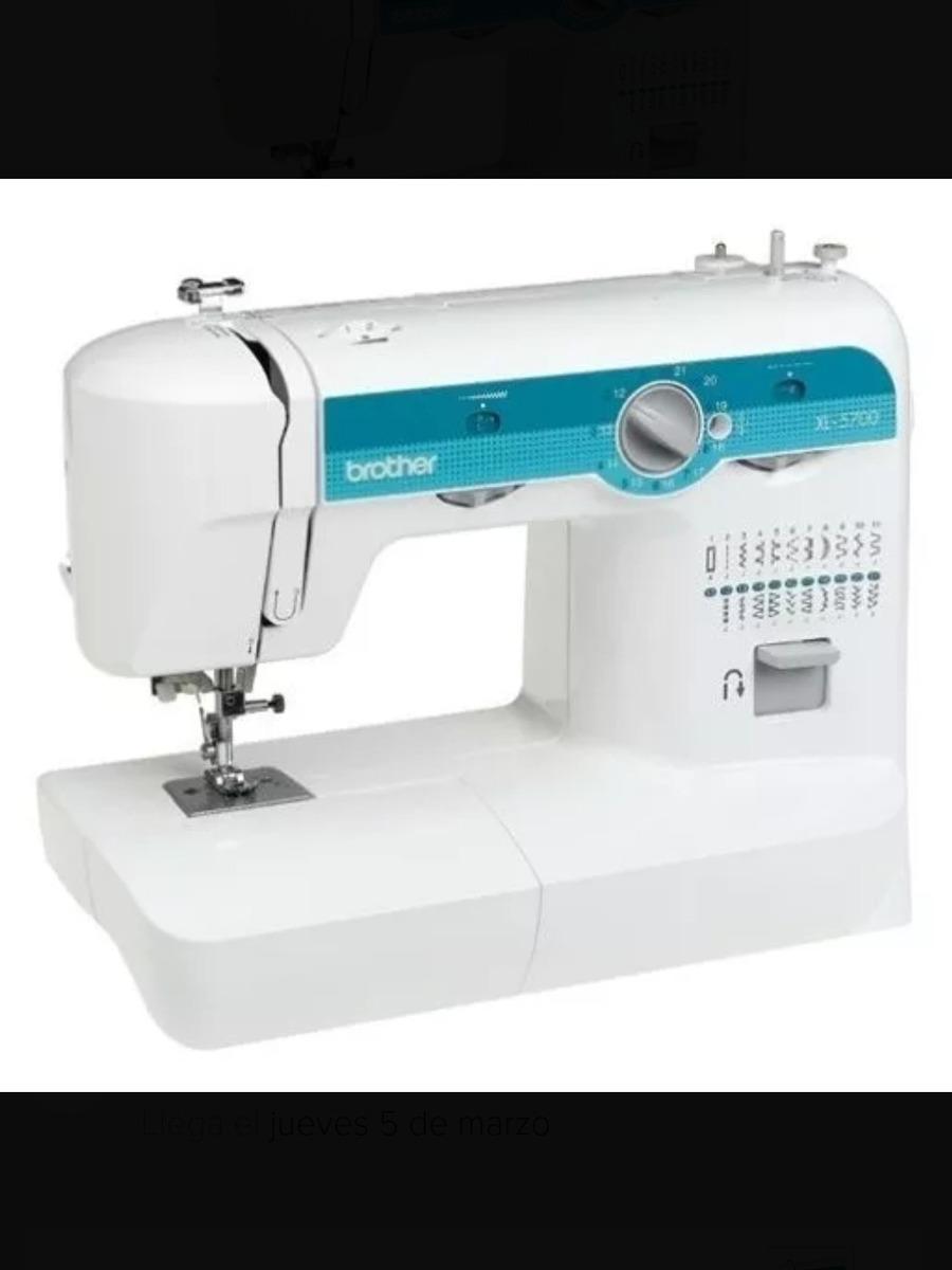 Maquina De Coser Brother Xl-5700, Poco Uso - U$S 185,00 en
