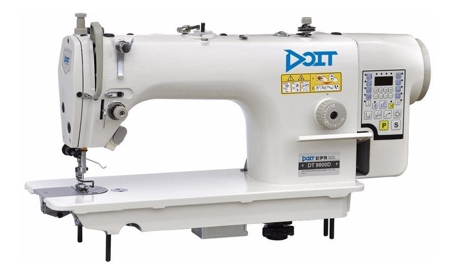 Maquina De Coser Industrial Recta Full Digital Completa
