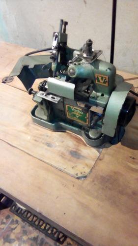 maquina de coser overlock 3 hilos