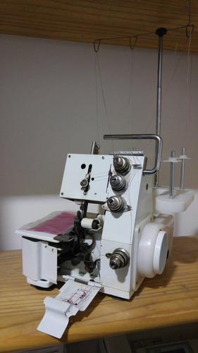 maquina de coser overlock / 4 hilos / nueva !!!!!