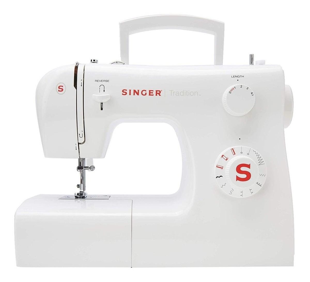 Máquina De Coser Singer 2250 Mecánica 13 Funciones