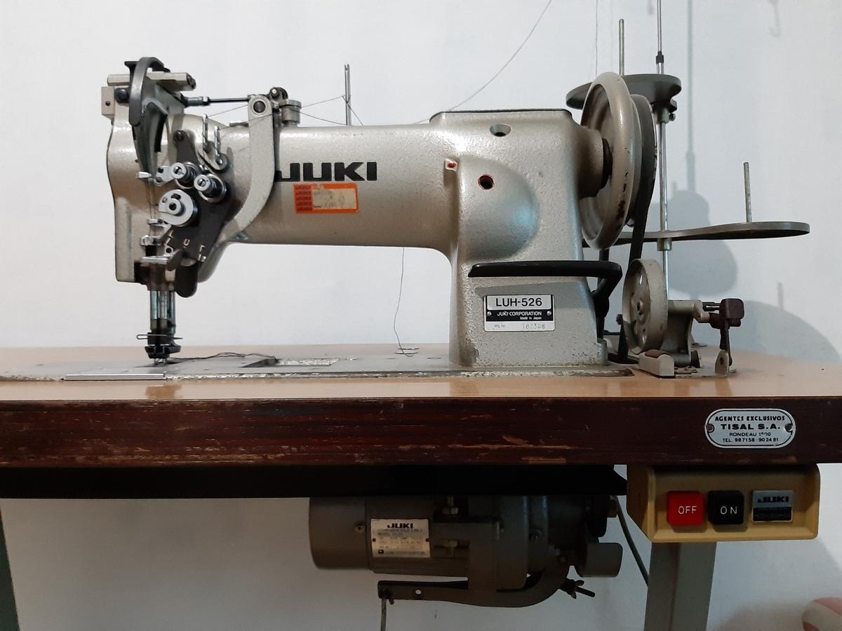 Maquina De Coser Triple Arrastre Doble Aguja Juki - U$S 1