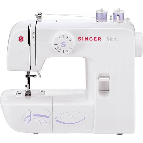maquina de costura portatil singer start 1306 220v