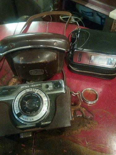 máquina de fotos zeiss ikon