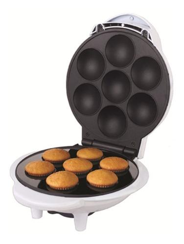 maquina de hacer cupcakes punktal 1000w capac 7 pkmc862