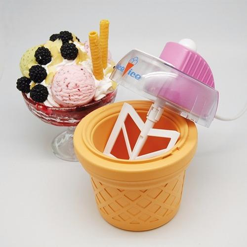 máquina de hacer helado- nice ice - teleshopping - llame ya!