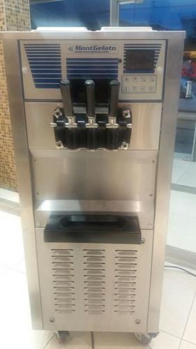 maquina de helados montgelato