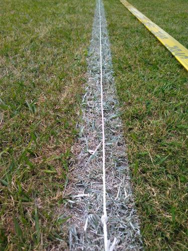 maquina pinta lineas, marca lineas para canchas deportivas