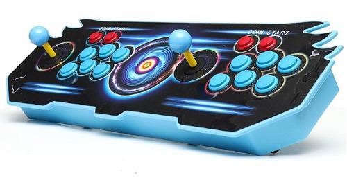 maquinita joystick doble arcade pandora 9s 1500 juegos beat