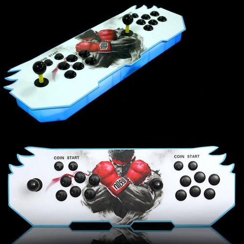 maquinita palancas arcade pandora 9s 1500 juegos hdmi stf