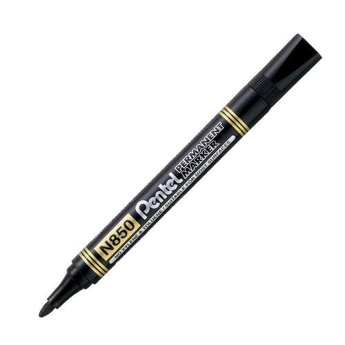 marcador permanente pentel n850 - negro - mosca