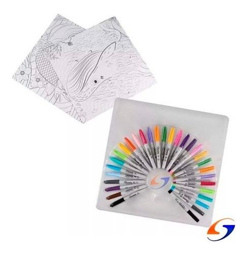 marcadores sharpie x30 edición limitada serviciopapelero
