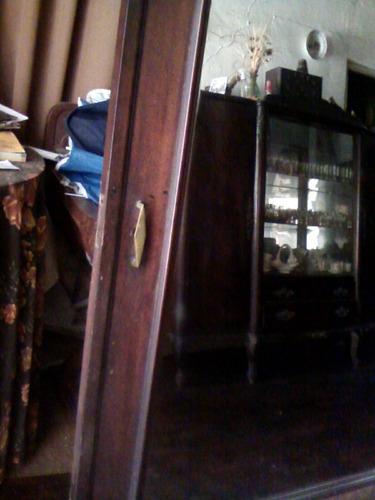 marco madera espejo