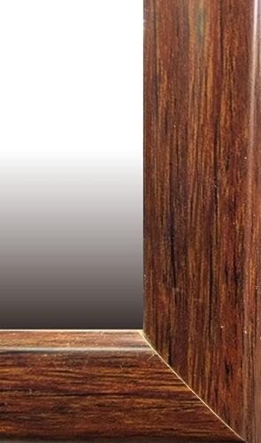 marco madera espejo decoración