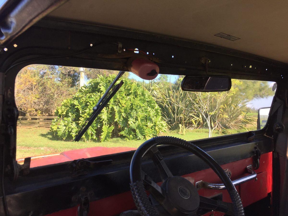 Marco Y Parabrisas Completo Para Jeep Cj5 (tiene Para Abrir) - U$S ...